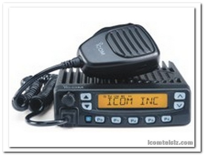ICOM TELSIZ IC-620 TR Trunk Telsizi